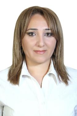 Hüseynova Elnarə Əliş qızı, Laborant