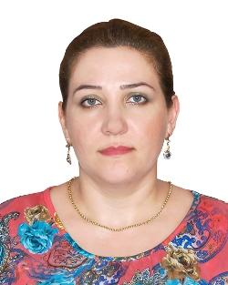 baş müəllim Natiqə Namik qızı İsmayılzadə