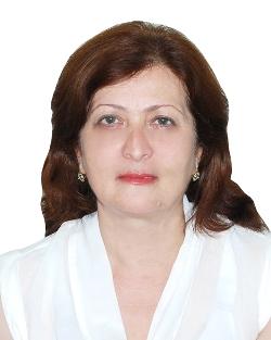 baş müəllim Sevda İsmayıl qızı İbrahimova